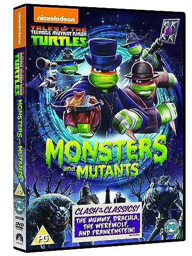 Tmnt Monsters & Mutants Edizione: Regno Unito Reino Unido ...