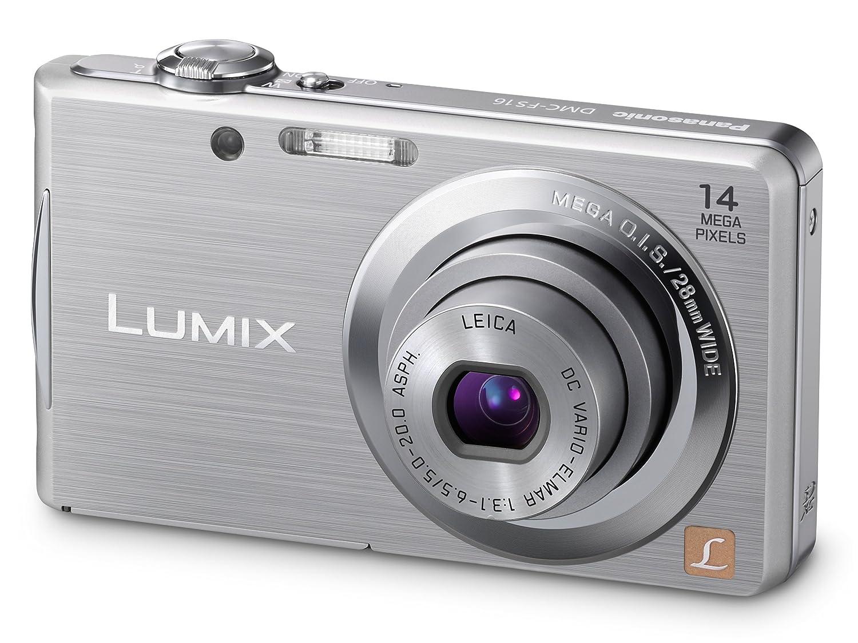 Panasonic Lumix FS16 Digital Camera