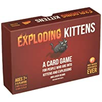 Deals on Exploding Kittens Card Game