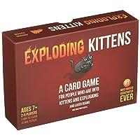 Exploding Kittens Card Game Deals