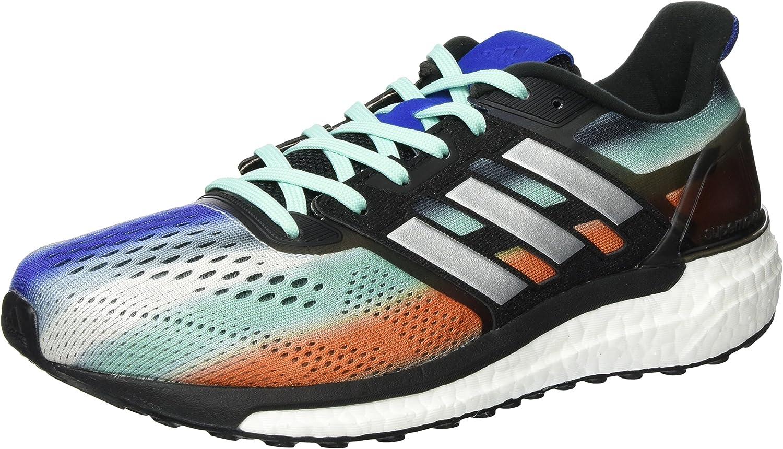 Adidas Supernova M- Zapatillas Running para Hombre, Blanco (Cblack/msilve/easgrn), 39 1/3 EU: Amazon.es: Zapatos y complementos