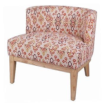 Awe Inspiring Amazon Com New Pacific Direct 1900076 156 Galenn Ikat Low Inzonedesignstudio Interior Chair Design Inzonedesignstudiocom