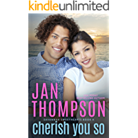 Cherish You So: Inspirational Christian Coastal City and Beach Town Wheelchair Romance (Savannah Sweethearts Book 4)