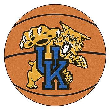 Fanmats Kentucky Wildcats Basketball Shaped Mat