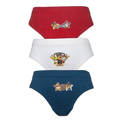 3 Pack Nickleodeon Boys Paw Patrol Pants/Briefs Various Designs 18 Months - 5