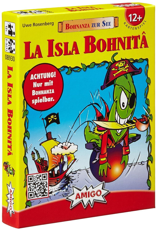 Amigo Spiele 8930 - Bohnanza - La Isla Bohnita