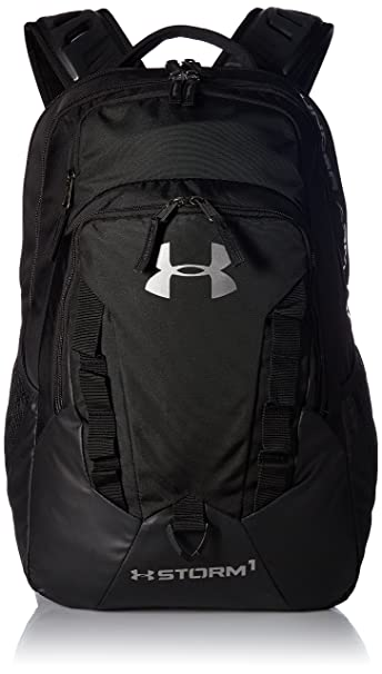 2b17e5b1550d Under Armour Black Casual Backpack (1261825)  Amazon.in  Bags ...