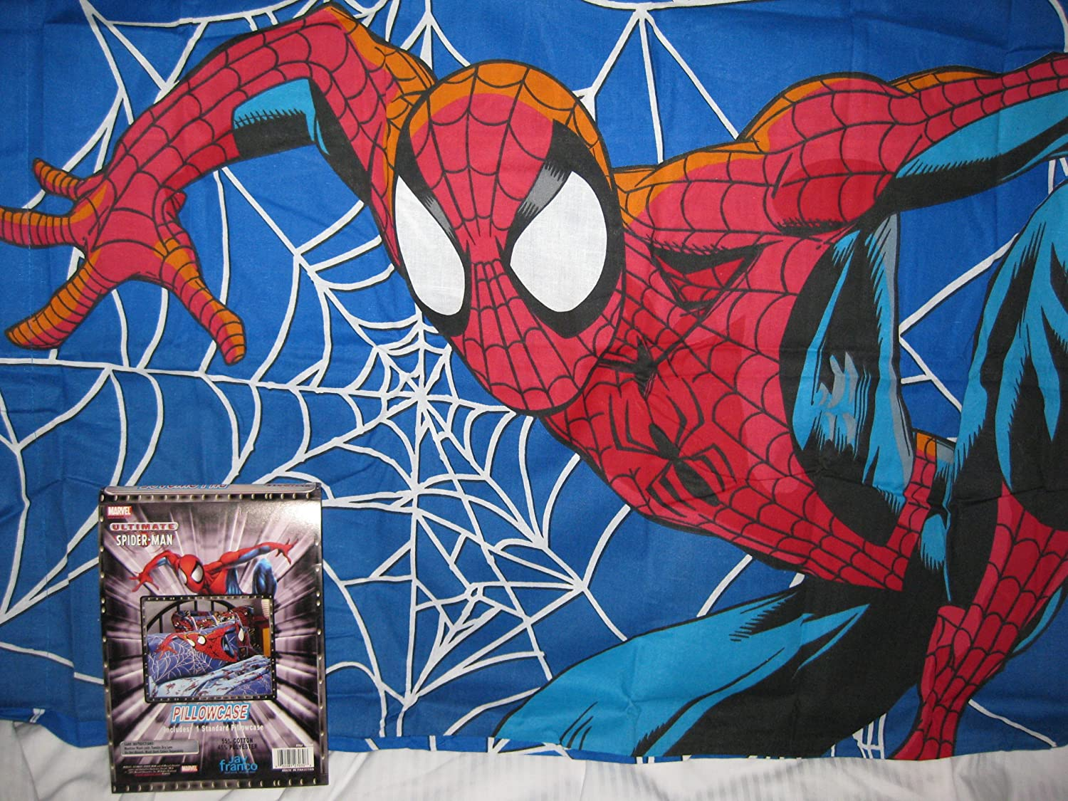 SPIDERMAN In The CityPILLOWCASE
