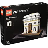 LEGO - Architecture - L'Arc de Triomphe - 21036 - Jeu de Construction