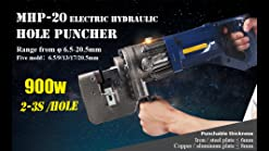 1set  14mm Punch Die of MHP-20 Electric Hydraulic Punch Machine up and down mold