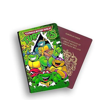 Teenage Mutant Ninja Turtles Pizza Cheese Passport - Funda ...