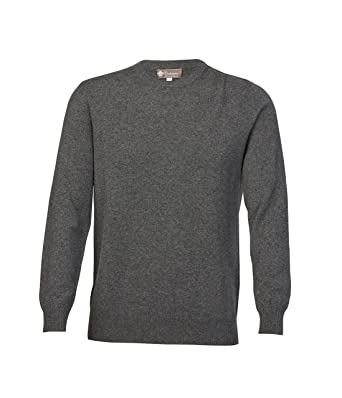 Men's Crew Neck Cashmere Sweater at Amazon Men's Clothing store ...