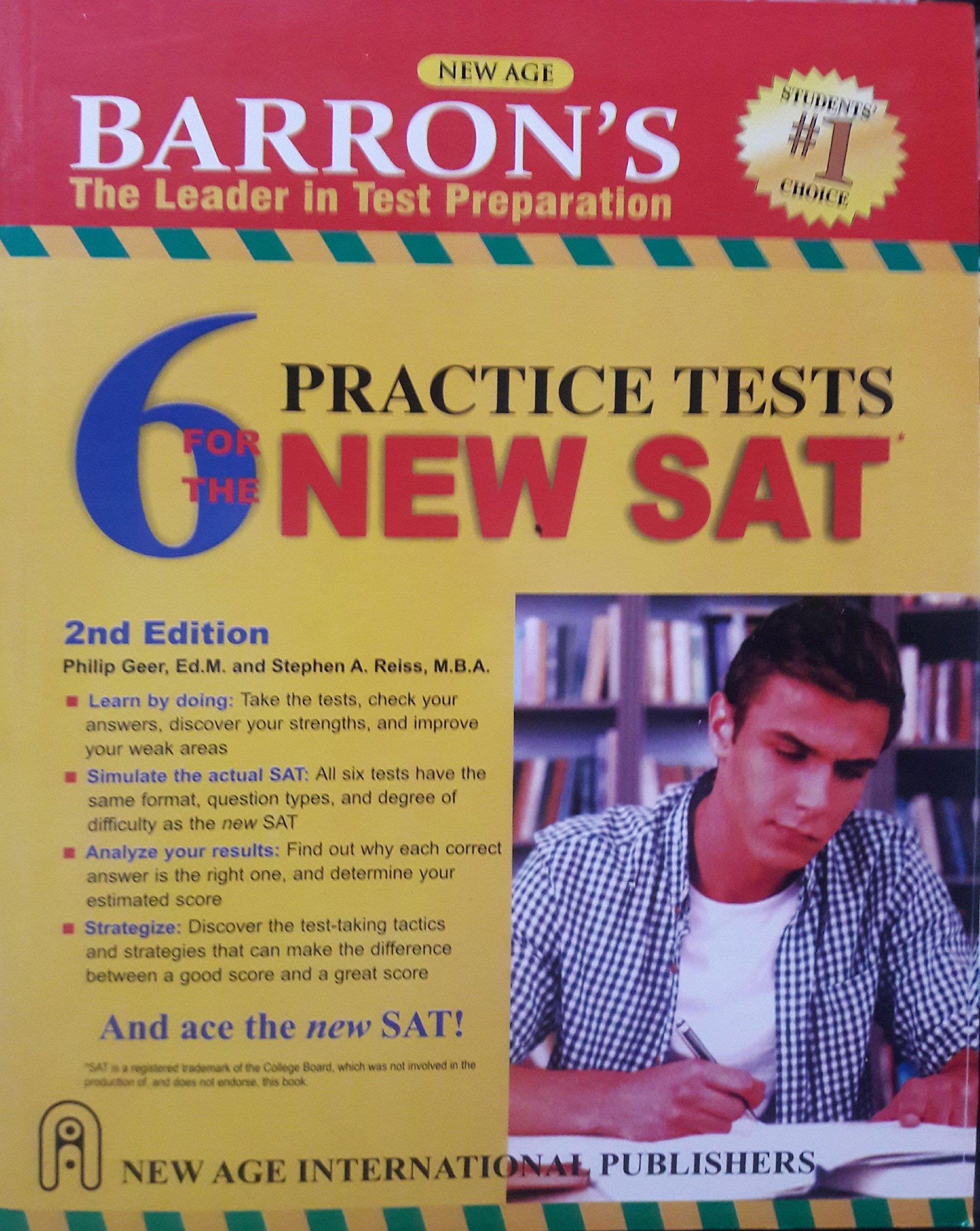 New Sat Book
