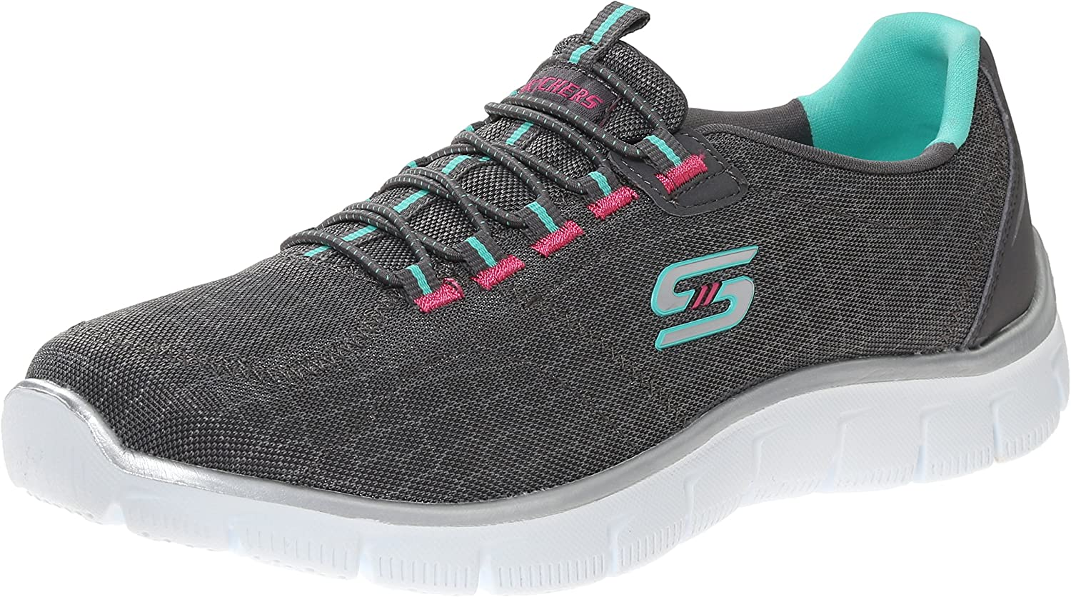 Skechers Sport Women's Empire Rock Around Fashion Sneaker