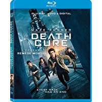 Maze Runner: The Death Cure (Bilingual) [Blu-ray + DVD + Digital Copy]