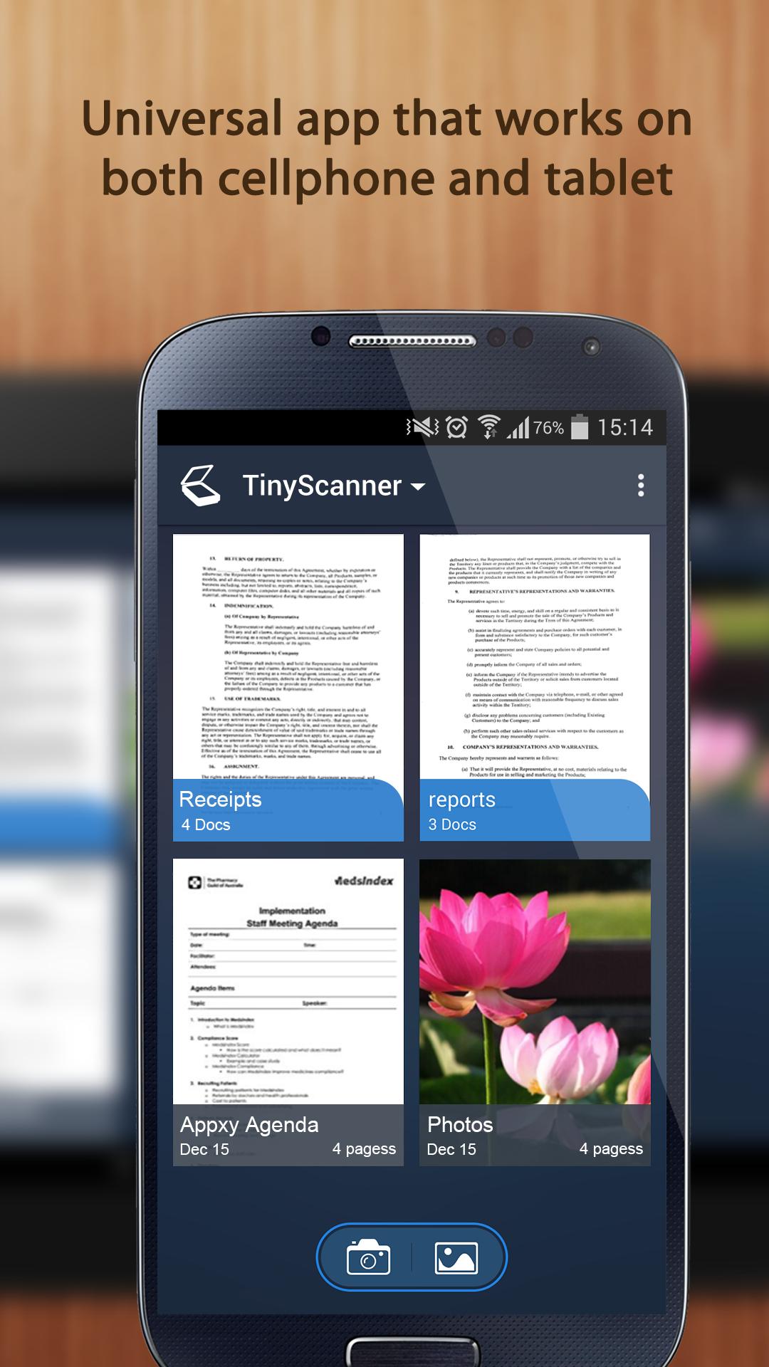 portable app scan to pdf