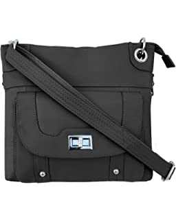 3ce9f7d9339 Amazon.com: Gun Tote'n Mamas Concealed Carry Flat Sac - Black ...
