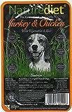 Naturediet Turkey and Chicken Pet Food, 18 x 390 g