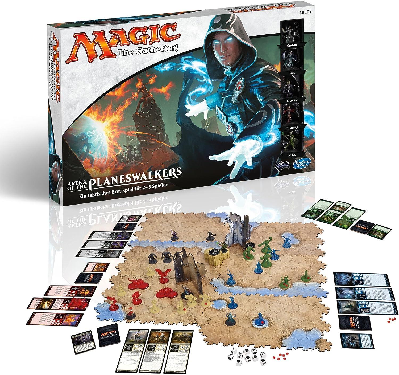 Hasbro Magic - Arena de los Planeswalkers, Juego de Estrategia (versión en alemán): Amazon.es: Juguetes y juegos