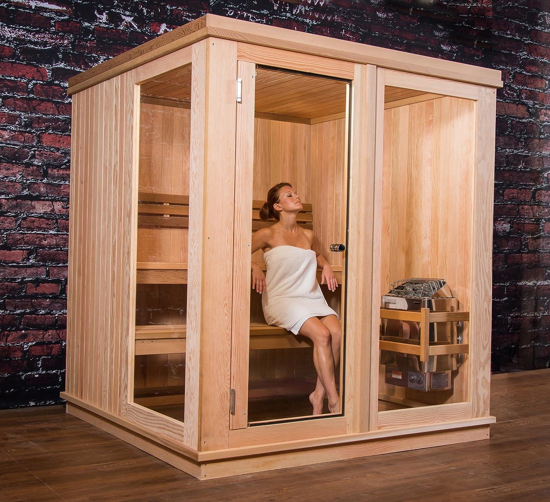 Amazoncom Almost Heaven Saunas Grayson Indoor Saunas 4 person