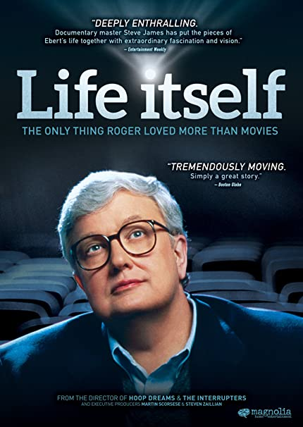 Amazon Com Life Itself Roger Ebert Chaz Ebert Steve James Movies Tv