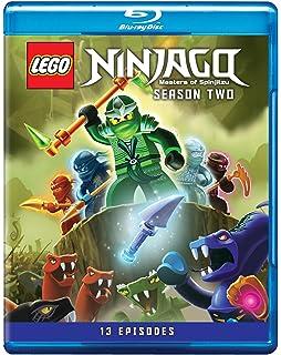 Amazon.com: Ninjago La Caida del Maestro Dorado Temporada 3 ...