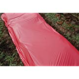 Red Mulch - Garden - Plastic Film - 4ft. X 25ft. 1.0 Mil Embossed By Grower's Solution