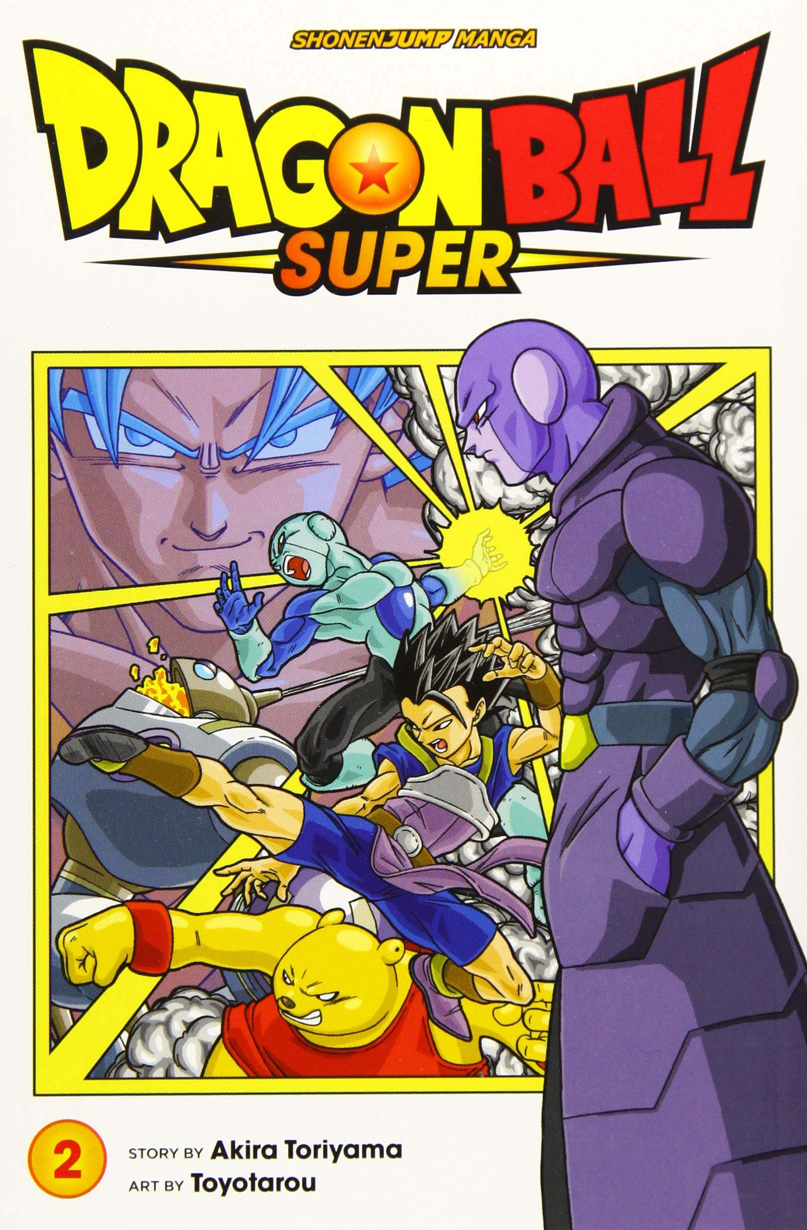Amazon.com: Dragon Ball Super, Vol. 2 (2) (9781421596471 ...