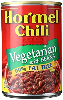 Hormel Vegetarian Chili with Beans