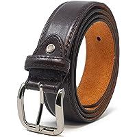 Ossi 32mm Correa de hombres - Disponible en 6 colores (cintura tamaños 81cm - 152cm)