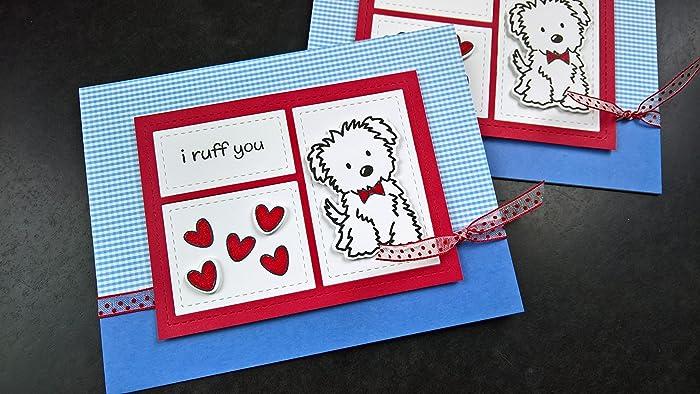 childrens valentines card