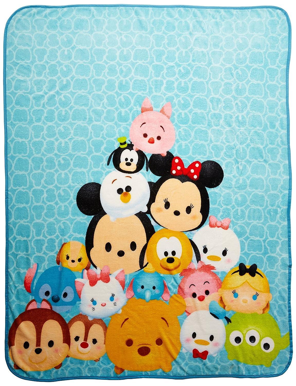 Disney Tsum Stack Plush Throw Image 1