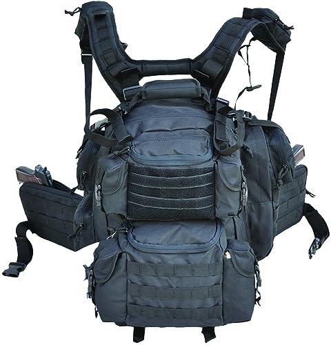 Explorer Tactical Gun Concealment Backpack