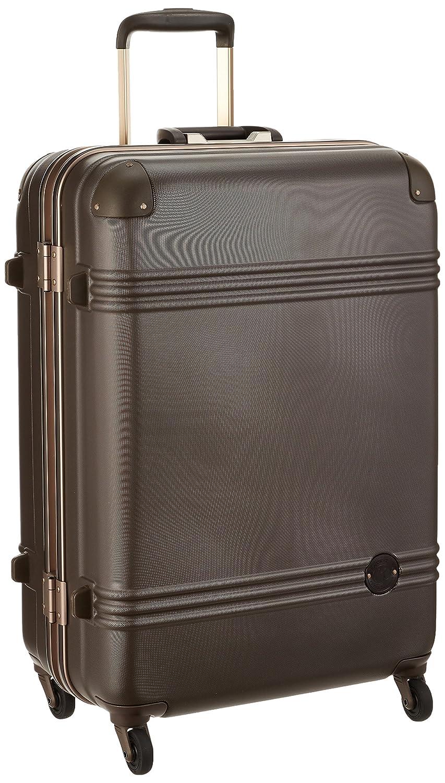 [サンコー] MATATABI スーツケース またたび 63L 無料受託 大型 極静キャスター キャスターストッパー 抗菌加工搭載内装生地 63L 69cm 4.7kg MATH-63 B077NBZ1PN ブラウン ブラウン