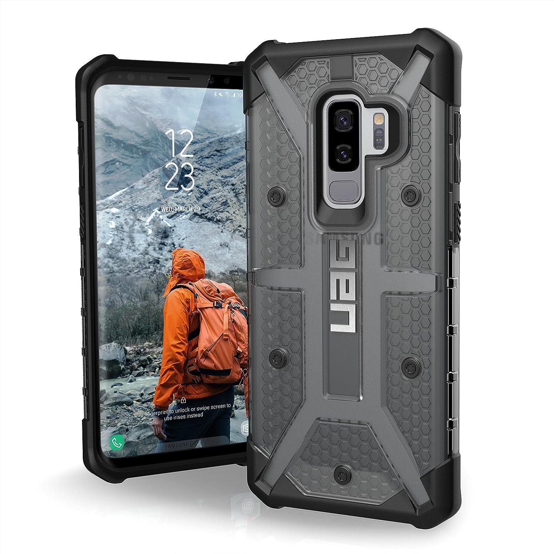 Urban Armor Gear Plasma para Samsung Galaxy S9+ / S9 Plus Funda con estándar Militar Estadounidense case [Compatible con inducción] - gris: Amazon.es: Amazon.es