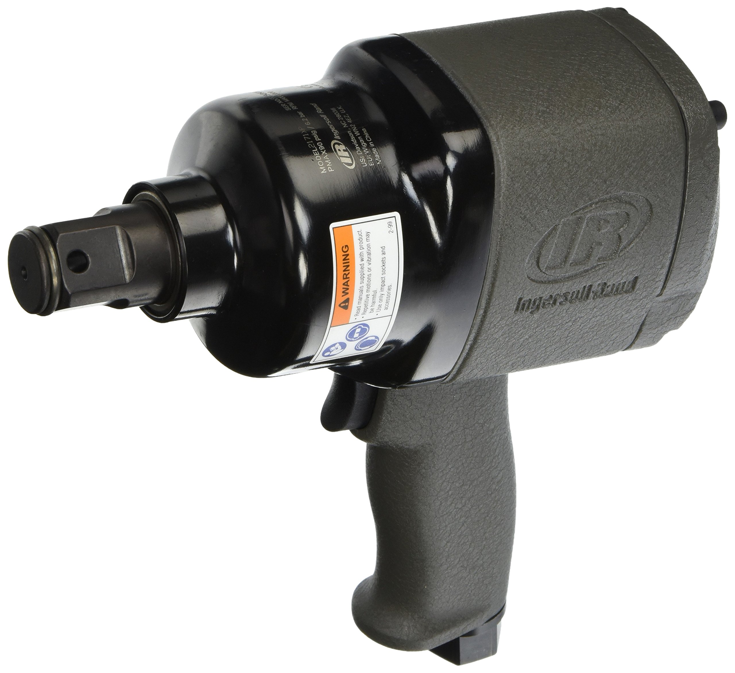 Ingersoll-Rand 2171XP Ultra Duty 1-Inch Pnuematic Impact Wrench
