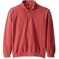 Comfort Colors Mens Adult 1/4 Zip Sweatshirt