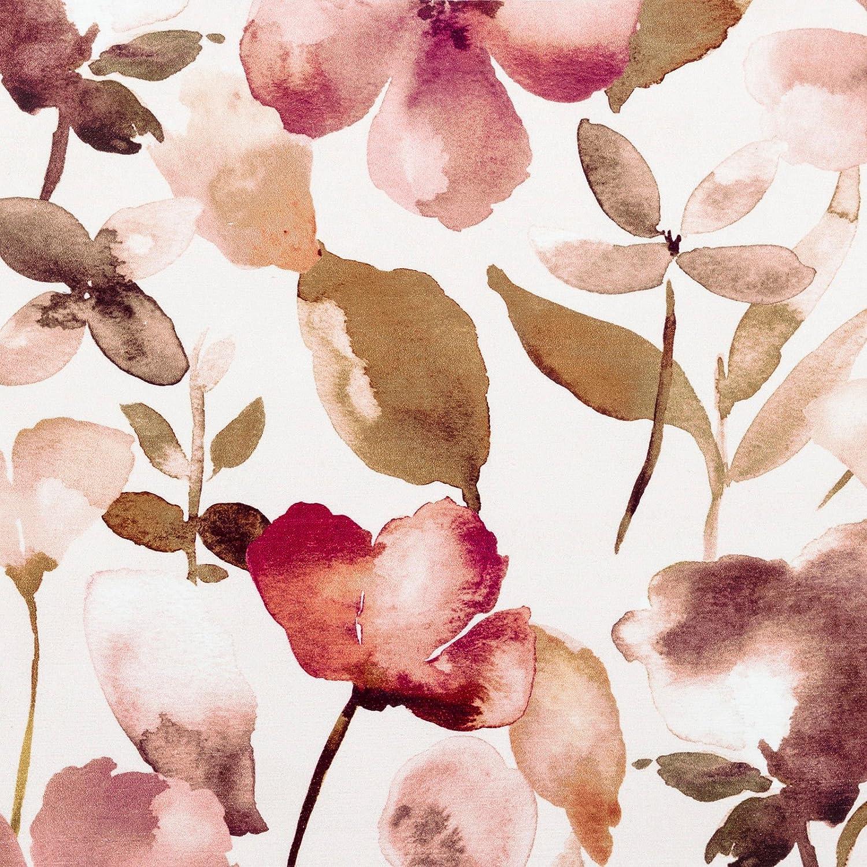 Mcalister Textiles Blush Pink Designer Velvet Vintage