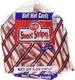 Bobs Sweet Stripes Peppermint Stick Hard Candy, 5.00 oz