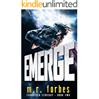 Emerge (Forgotten Starship Book 2)