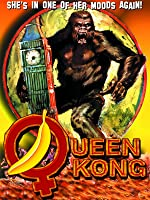 'Queen Kong' from the web at 'https://images-na.ssl-images-amazon.com/images/I/91mTdbPOl9L._UY200_RI_UY200_.jpg'