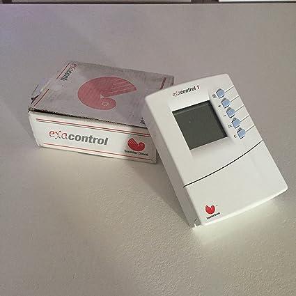 Termostato ExaControl 1 jornalero 230 V