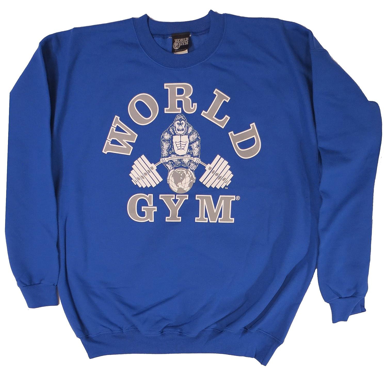World Gym W801 Sweatshirt - Classic Logo