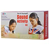 Kutuhal Sound Activity Kit. Collection of Do-It-Yourself Science Activities. Learn various about Science of Sound.