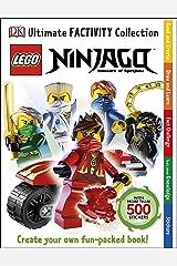 Lego Ninjago: Ultimate Factivity Collection Paperback