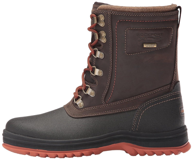 Rockport Mens World Explorer Waterproof High Snow Boot