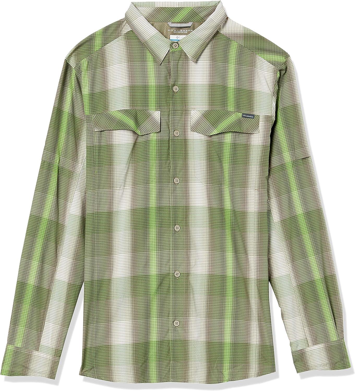 Columbia Men's Silver Ridge Plaid Long Sleeve Shirt