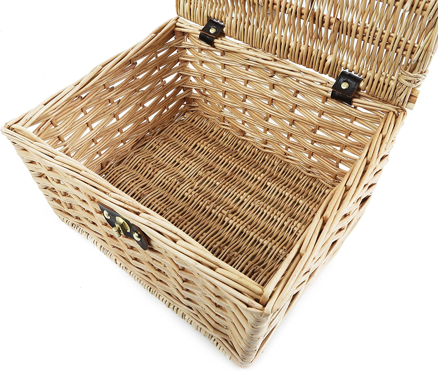 Greenfield Collection Luxury Mayfair Willow Picnic Hamper