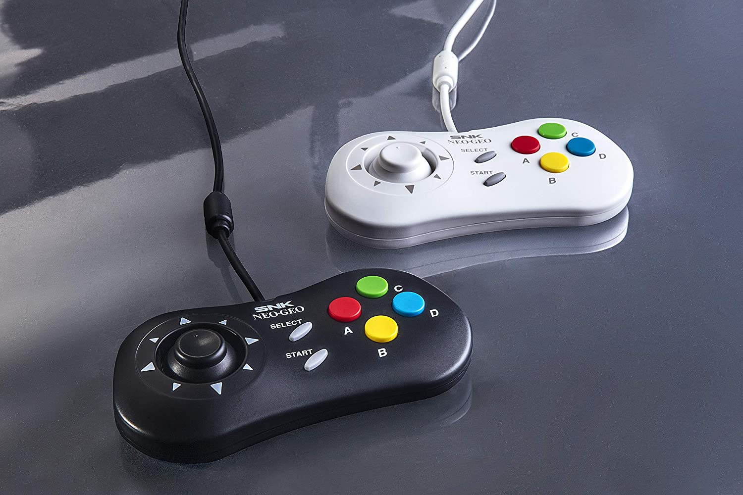 NEOGEO mini PAD(White) Only $1...