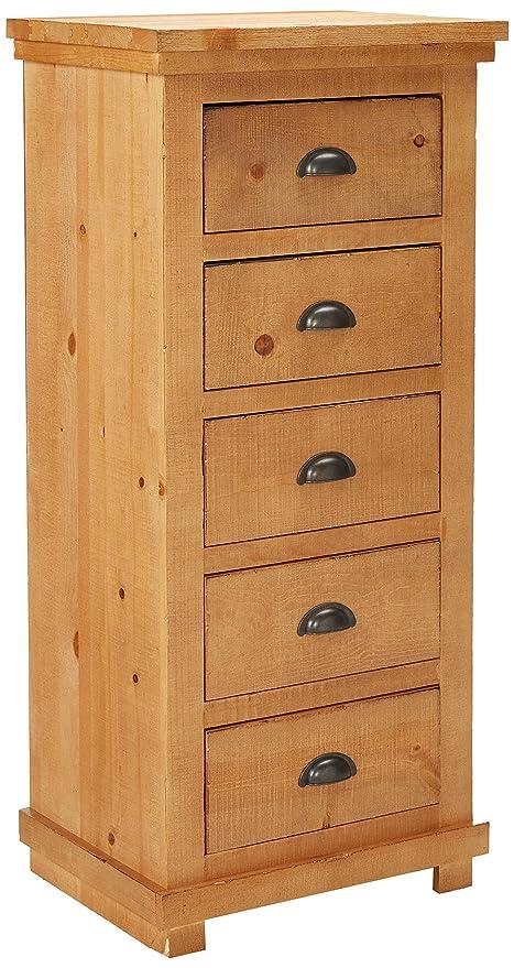 Progressive Furniture Willow, Distressed Pine